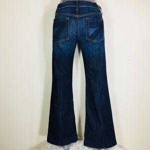 7 FAM Women's Dojo Jeans Sz 28